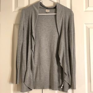 Target A New Day Gray Cardigan